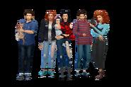 Lincoln-croft family 22