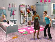 The Sims 2 Teen Style Stuff Screenshot 05