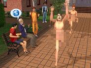 The Sims 2 University Screenshot 02