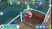 The Sims FreePLAY™ Old Age Death