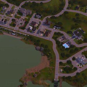 Twinbrook The Sims Wiki Fandom