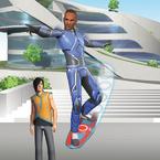 Les Sims 3 En route vers le futur Artwork 01