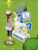 Progressive Unicorn Neighbor Interaction