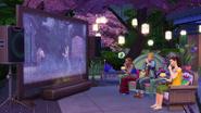 Sims4 Noche Cine 2