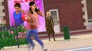 The Sims 3 встречайте Зака, известный спортсмен