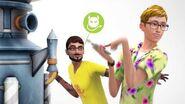 The Sims 4 Академия Характер - Урок 5 - Обиды