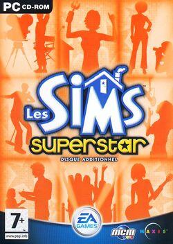 Jaquette Les Sims Superstar.jpg