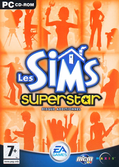 Les Sims: Superstar