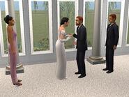 Wedding of Daniel and Mary-Sue Pleasant