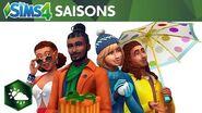 Les Sims 4 Saisons - Bande-annonce - Jours fériés