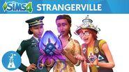 The Sims 4 StrangerVille Official Reveal Trailer