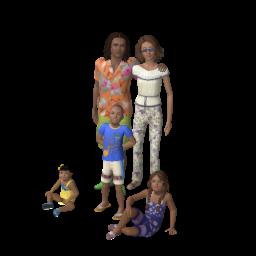 Семья Коллинс