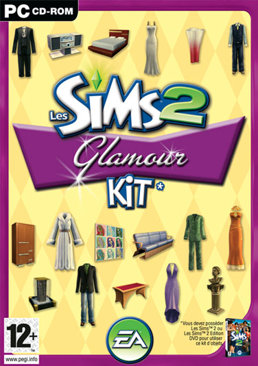 Les Sims 2: Glamour