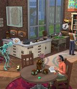 Sims4 Aventura en la Selva 8