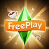 The Sims Freeplay Cafe Culture update icon