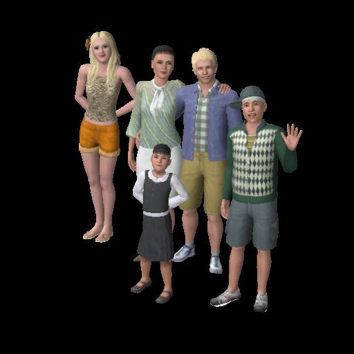 Famille Hébert