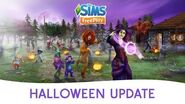 The Sims FreePlay Halloween Update Official Trailer