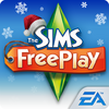 The Sims Freeplay Holiday 2014 update icon