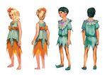 Concept Art Les Sims 3 Super-pouvoirs 09