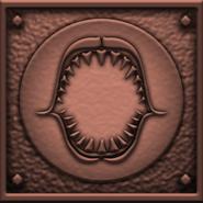 Plaque - Shark Attack