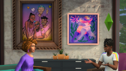 TS4 Patch 115 art and hair
