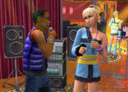 The Sims 2 Nightlife Screenshot 05