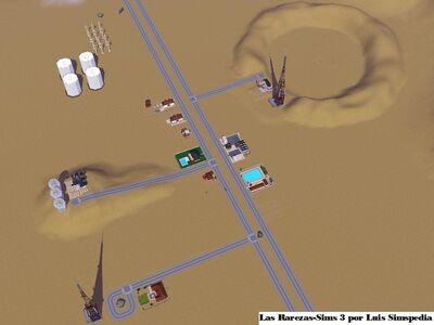 Las Rarezas-sims 3 hecho por Luis Simspedia
