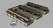 Les Sims 3 Accès VIP Concept art 10
