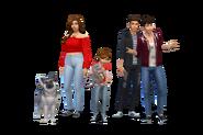 Lincoln croft family 4