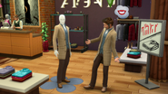 TS4 EP02 New Look