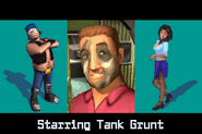 Tank grunt