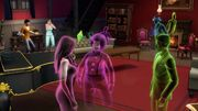 Sims4 ghost