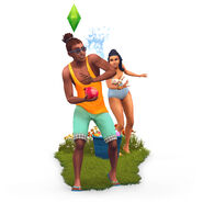 The Sims 4 Seasons Render 04