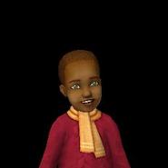 Lawrence Baker Toddler