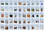 Sims4 Vida Isleña Objetos2