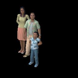 Семья Адамс
