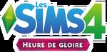 Logo contour Les Sims 4 Heure de gloire