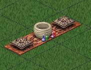 Snake charming basket