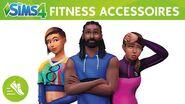 Officiële trailer van De Sims™ 4 Fitness Accessoires