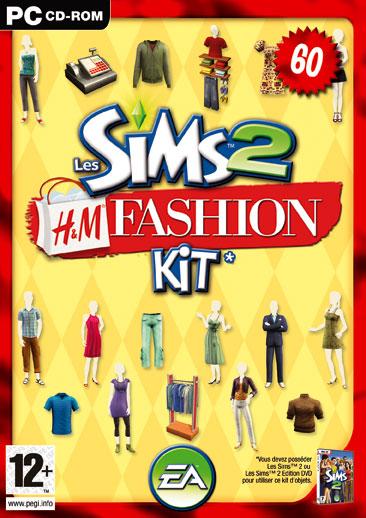 Les Sims 2: H&M Fashion