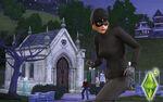 Les Sims 3 Fond d'écran Fantôme 1680x1050