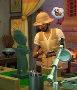 Sims4 Aventura en la Selva 7