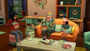 Sims 4 Portentos del Punto 6