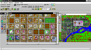 Interfaz Sim City PC