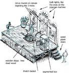 Les Sims Abracadabra Concept art 2