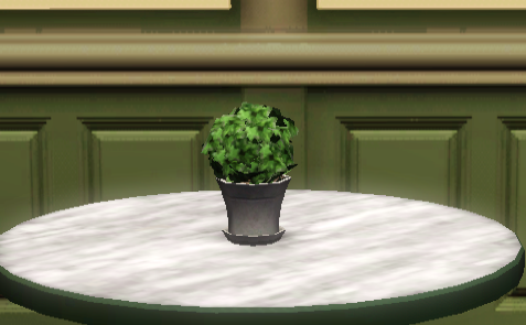 Indoor plants/The Sims 3