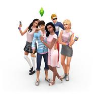 Sims4 Quedamos render3