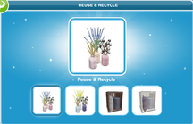 Reuse & Recycle