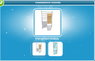 Changeroom Choices