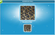 Wondrous Wall